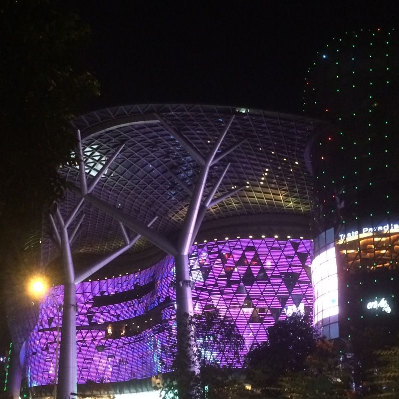 Singapore and Iphone 1016