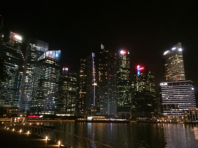 Singapore and Iphone 636