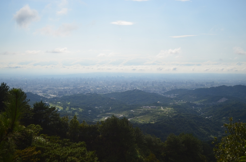 hiking taichung 094